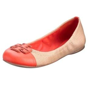 Tory Burch Carita Ballet Flats